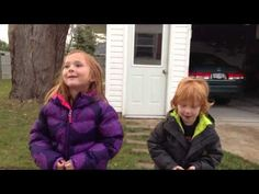 """Emma and Drew singing Call Me Maybe"" 