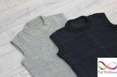 Strikket bryllupsgave – del 2 – Tid Til Overs Pullover, Sweaters, Fashion, Moda, Fashion Styles, Sweater, Fashion Illustrations, Sweatshirts, Pullover Sweaters