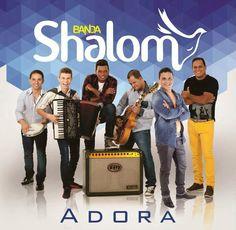 VISÃO NEWS GOSPEL: BANDA SHALOM - CD ADORA - 2015