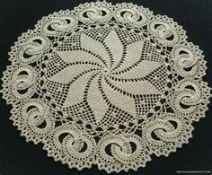 CROCHETED NAME DOILIES | Crochet For Beginners