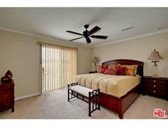 Sold Homes by Tracy Merrigan 3034 N Cerritos Rd, Palm Springs #PalmSprings Master Suite  tracymerrigan.com