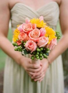 Bouquet by Dana's Floral Design, Prattville, AL.