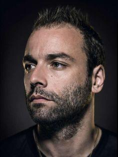 Bassist for Muse Chris Wolstenholme