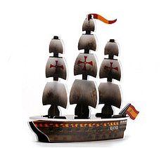 PotCC 052 - Spanish ship El Rayo