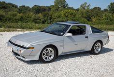 58K Miles: 1986 Mitsubishi Starion