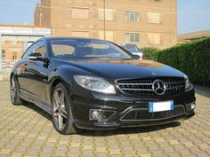 Mercedes-benz Cl 63 Amg CL 63 AMG 7G-TRONIC a 73.000 Euro | Coupe | 13.800 km | Benzina | 386 Kw (525 Cv) | 05/2007