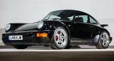 Classic 1993 Porsche 911 Turbo S Leichtbau Expected To Fetch Big Money In Auction