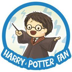 Harry Potter fan ♥