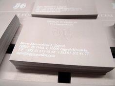 #design #fashion #hangtag #deklaracije #dizajn #print #printdesign #embossed #embossing #labels #fashiontag #hippygarden #fashionprint #blindruck #blindruckprint #blindruckdesign #printeffect #ivonacindric #croatia #businesscards