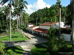 Casa del Rectorado, Universidad Simón Bolívar 2008. Foto: Pedro A. Rosales