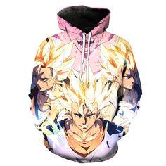 Dragon Ball Z Goku Gi Jacket - Free Shipping Worldwide
