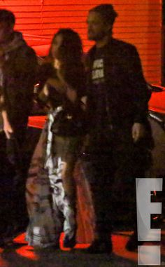 FKA Twigs | Robert Pattinson and FKA Twigs in L.A. September 2014 at No Vacancy