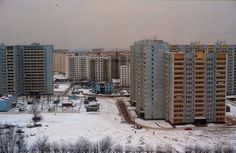 Moscow, USSR, 1984