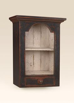 Accomac Hanging Wall Cabinet