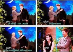 This is so funny!!!! I love Ellen <3