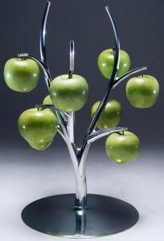 Креативная ваза для фруктов