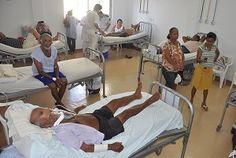 Em cinco anos, o Brasil perdeu mais de 23 mil e 500 leitos de internação hospitalar na rede pública do país.  Um levantamento feito pelo CFM (Conselho Federal de Medicina) aponta uma queda de 23.565 leitos hospitalares na rede pública nos últimos cinco anos, o que equivale a cerca de 13