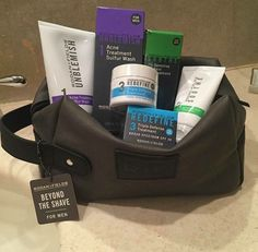 """Here's to all our men out there......something exciting coming your way ! Men love good skin care too!!!  Check out what Rodan and Fields has rolled out for the men in our lives. Their very own shave kit. Proven to help Soothe Razor burn protect their sensitive skin all the while giving them the """"closest shave"""" they can get....Special Holiday packaging coming for a limited time only.....PM me for details. #RealMenUseRF"""