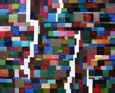 Istvan Bauer - Summertime sadness Summertime Sadness, Contemporary Artists, Quilts, Comforters, Quilt Sets, Log Cabin Quilts, Lap Quilts, Quilling, Quilt