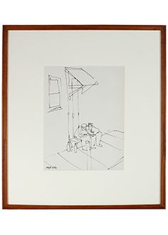 Lost Art Salon - Hugh Wiley
