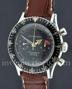 Relojes y más cosas....: Nivada Chronomaster Aviator Sea Diver, el reportaje...
