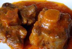 Estofado de Rabo de Toro - Spanish Oxtail Stew