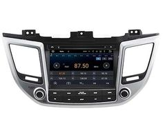"""﹩280.00. 8"""" Android 7.1 Car DVD Radio GPS for Hyundai Tucson ix35 2015-2017 DAB+ OBD2 3G    Manufacturer Part Number - H5567, Features - Auxiliary Input, Screen Size - 8"""", Unit Size - 2 DIN, Flash memory - 16Gb, RAM memory - 2Gb, CPU - Quad Core, Resolution - 1024*600, System - Android 7.1, Car DVR - Support our DVR (optional), Rear view camera - Support (optional), Digital TV - Support DVB-T, ISDB-T, ATSC (optional)"""