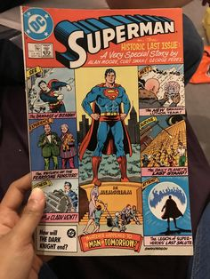 Superman Vol 1 Comic - Issue 423