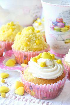 Dolci a go go: Festa della donna-Cupcake Mimosa