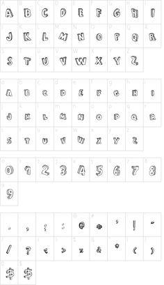 From Cartoon Blocks Tipo de letra para descargar - Las mejores Fonts para descargar gratis