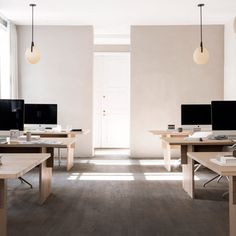Kinfolk Offices by Norm Architects | Daily Icon