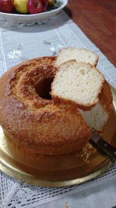 Bizcochuelo fácil, económico y rendidor Almond Cakes, Empanadas, Sin Gluten, Bagel, French Toast, Brunch, Banana, Bread, Dishes