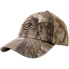 '47 Brand Cincinnati Reds Real Tree Camo Franchise Fitted Hat | eBay