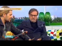 Interview of David Garrett & Georg Bongartz (David's father) on Sat 1 (2...
