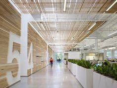 Newell Rubbermaid - дизайн-центр Kalamazoo - снимки офиса