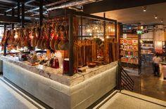Restaurant Meets Design 115: Jamie's Italian, Angel, UK