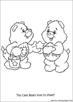 Care Bears Coloring-066