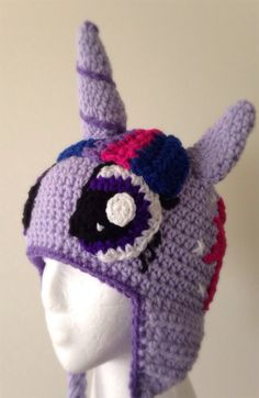 1000 Images About Crochet My Little Pony On Pinterest