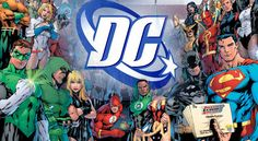 Shop for DC Comics t-shirts and apparel today! For adults and kids, our officially licensed DC Comics clothing features Batman, Superman, The Flash, and more. Marvel Comics, Dc Comics Superheroes, Dc Comics Characters, Marvel Vs, Dc Movies, Comic Movies, Action Movies, Dc Universe, Comics
