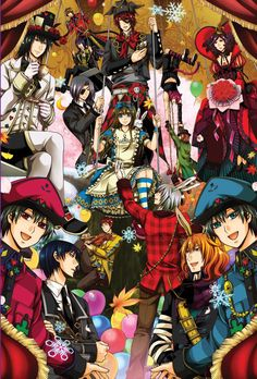 Joker No Kuni No Alice ~Wonderful Wonder World~