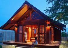 TomaHouse Bali House kit.  I want!