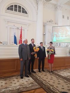 Торжественная церемония награждения лауреатов премии Правительства Санкт-Петербурга — АФПЕЭС