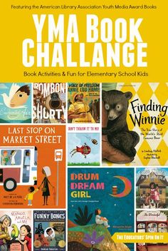 YMA Book Challenge f