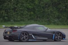 Koenigsegg One: 1 Sets New VMax Record at 240 MPH | Watch a Koenigsegg rip a hole in space and time