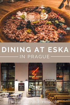 Calling all foodies visiting Prague: Eska is a must! This Michelin Bib Gourmand restaurant offers incredible food, a bakery and a hip vibe. #Prague The Republic, Czech Republic, Travel Guides, Travel Tips, Visit Prague, Prague Travel, Restaurant Offers, European Destination, Foodie Travel