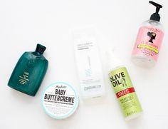 nice five Fab Produkte für Curly, verworrene Haar