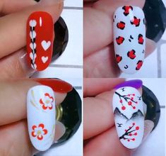 Nails Art The Best Nail Art Designs Compilation Nail Art Designs Videos, Nail Art Videos, Best Nail Art Designs, Nail Art Hacks, Easy Nail Art, Nail Swag, Food Nail Art, Nagellack Design, Gel Nagel Design