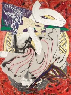 Frank Stella | The Waves I: Ahab (1985-1989), Available for Sale | Artsy