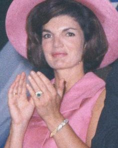 """Jacqueline Kennedy Onassis, (née Jacqueline Lee """"Jackie"""" Bouvier;  July 28, 1929 – May 19, 1994), was the wife of the 35th President of the United States, John F. Kennedy, and First Lady of the United States during his presidency from 1961 until his assassination in 1963.★❁☀✿❃★    http://en.wikipedia.org/wiki/Jacqueline_Kennedy_Onassis"""