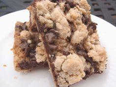 Gluten Free Desserts made Delicious: Gluten Free Carmelita Bars